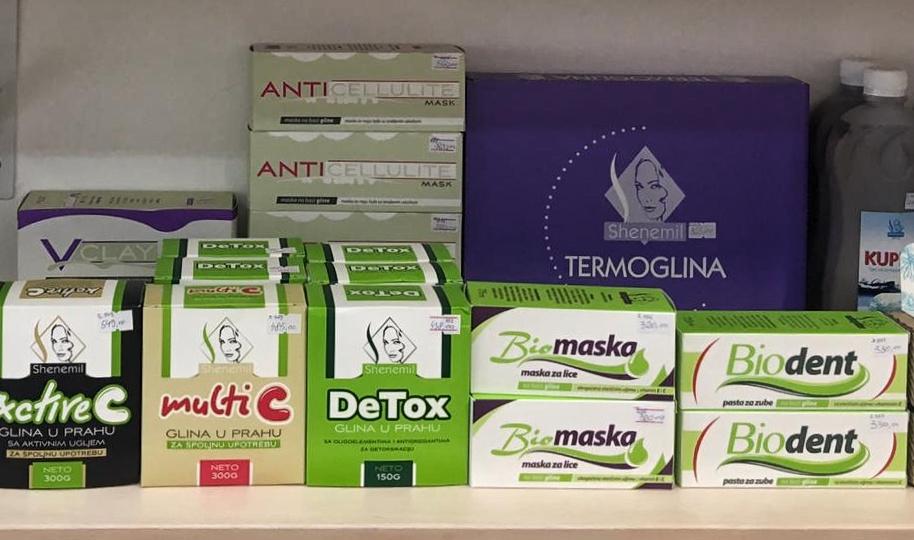 Shenemil proizvodi